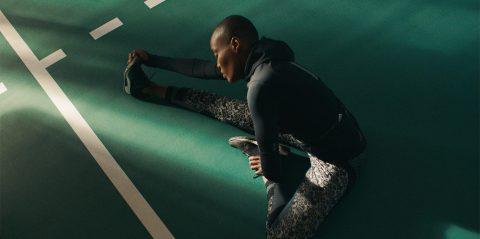 "Adidas ""Future of Fitness is Female"" - Screenshot"